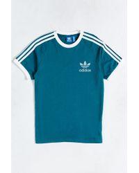 Adidas Originals | Green Originals Sport Essential Tee for Men | Lyst