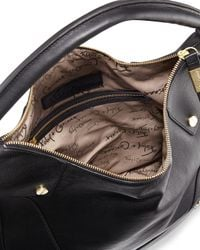 Foley + Corinna | Black Sequoia Leather Hobo Bag | Lyst