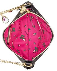 Betsey Johnson | Metallic Light Up Shoulder Bag | Lyst