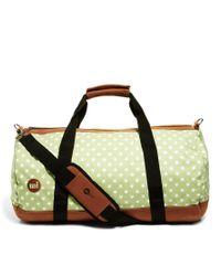 Mi-Pac - Green Mi Pac All Stars Duffle Bag - Lyst