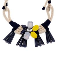 Weekend by Maxmara Natural Uniparo Necklace