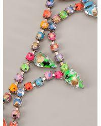 Tom Binns Multicolor Quiet Riot Necklace