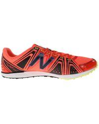 New Balance Red Mxc700v3 for men