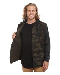 Rip Curl | Green Skillman Jacket for Men | Lyst