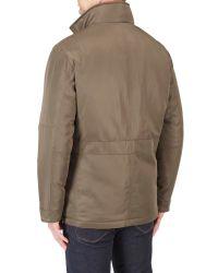 Skopes - Brown Rutherford Coat for Men - Lyst