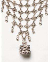 Free People - Metallic Chanour Womens Lovebird Handpiece - Lyst