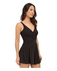 Miraclesuit - Black Must Haves Aurora One-piece - Lyst