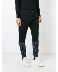 McQ | Black Detachable Track Pants for Men | Lyst