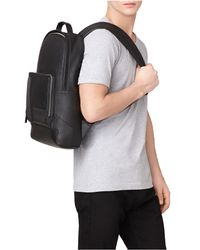 Calvin Klein - Black White Label Gibson Backpack for Men - Lyst