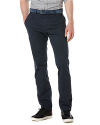 Original Penguin | Blue Relaxed Fit Chino Pants for Men | Lyst