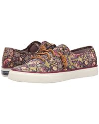 Sperry Top-Sider | Purple Seacoast Liberty Floral | Lyst