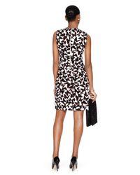 kate spade new york | Black Butterfly Della Dress | Lyst