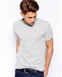 ASOS - Black Leather Jeans Belt for Men - Lyst
