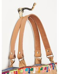 Free People - Natural Zelma Tote - Lyst