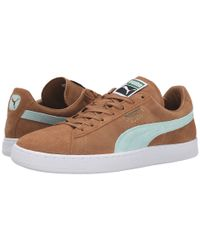 PUMA | Brown The Suede Classic+ for Men | Lyst