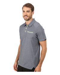 Oakley | Gray Shields Polo for Men | Lyst