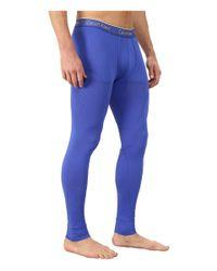 Calvin Klein - Blue Air Micro Leggings for Men - Lyst