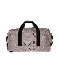 Herschel Supply Co. Gray The Outfitter Duffel Bag for men