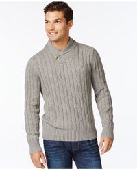 Tommy Hilfiger | Gray A Macy's Exclusive for Men | Lyst