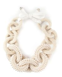EK Thongprasert - White 'Blue Mussel Pearl' Necklace - Lyst