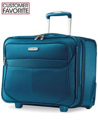 Samsonite | Blue Closeout! 60% Off Liftwo Rolling Boarding Bag, Also In Teal, A Macy's Exclusive Color | Lyst