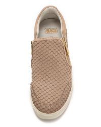 Ash - Brown Intense Slip On Sneakers - Taupe/Taupe - Lyst