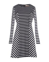 MICHAEL Michael Kors   White Short Dress   Lyst