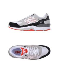 Asics | Gray Low-tops & Trainers for Men | Lyst