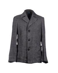 Philippe Model - Gray Blazer for Men - Lyst