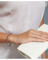 Astley Clarke | Royal Blue Evil Eye Biography Bracelet | Lyst