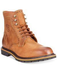 Allen Edmonds | Brown Sturgis Boots for Men | Lyst