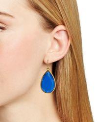 kate spade new york - Blue Day Tripper Earrings - Lyst