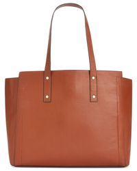 Ivanka Trump | Brown Soho Tote | Lyst
