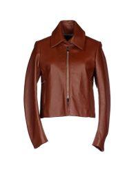 Adele Fado | Brown Jacket | Lyst