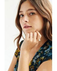 Urban Outfitters - Metallic Neon Globe Ring - Lyst