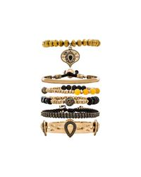 Samantha Wills - Multicolor Dawns Whisper Bracelet Set - Lyst