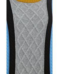 Tata Naka - Gray Grey Cashmere Jumper - Lyst