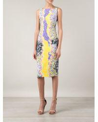 Peter Pilotto Multicolor 'kia Canary' Dress