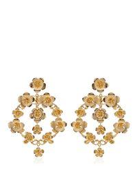 Mercantia - Metallic Premium Collection Earrings - Lyst