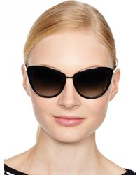 kate spade new york | Black Kandi Sunglasses | Lyst
