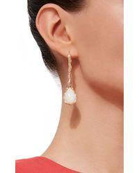 Lucifer Vir Honestus - Pink One Of A Kind Opal Earrings - Lyst