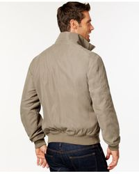 Weatherproof Black Bomber Jacket for men