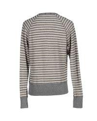 Todd Snyder | Gray Sweatshirt for Men | Lyst