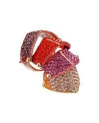 Vivienne Westwood | Purple Regent Ring | Lyst