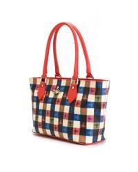Vivienne Westwood Yellow 'logomania' Tote Bag