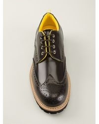 Pulchrum - Brown Classic Brogues for Men - Lyst