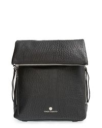 Vince Camuto | Black 'paola' Backpack | Lyst