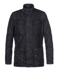 Napapijri   Gray Mid-length Jacket for Men   Lyst