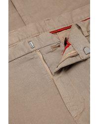 HUGO Natural 'helgo-d' Cotton Blend, Regular Fit Chinos for men