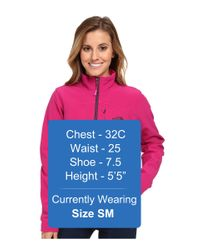 The North Face - Pink Apex Bionic Jacket - Lyst
